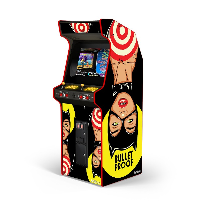 "BULLETPROOF ""ARCADE BOX"""