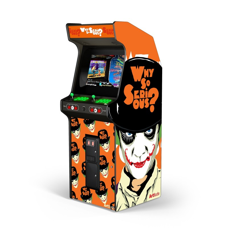 "CLOCKWORK ""ARCADE BOX"""
