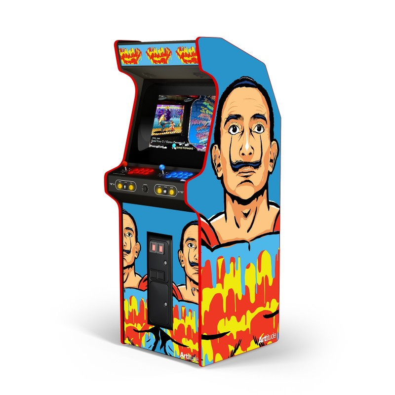 "SUPER DALI ""ARCADE BOX"""