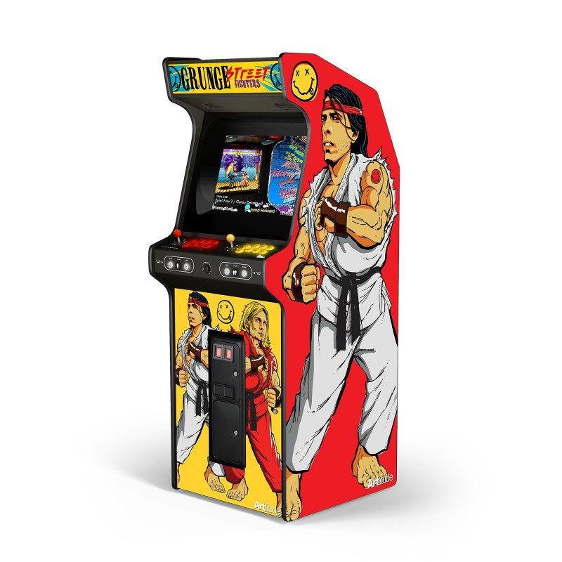 "GRUNGE STREET FIGHTER ""ARCADE BOX"""
