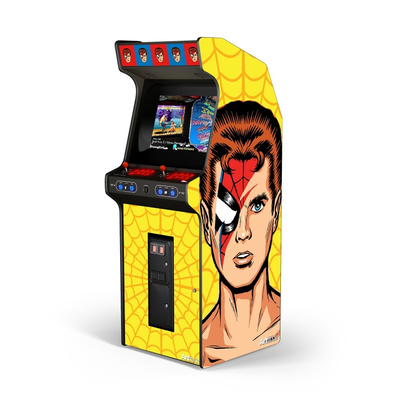 "SPIDER FROM MARS ""ARCADE BOX"""