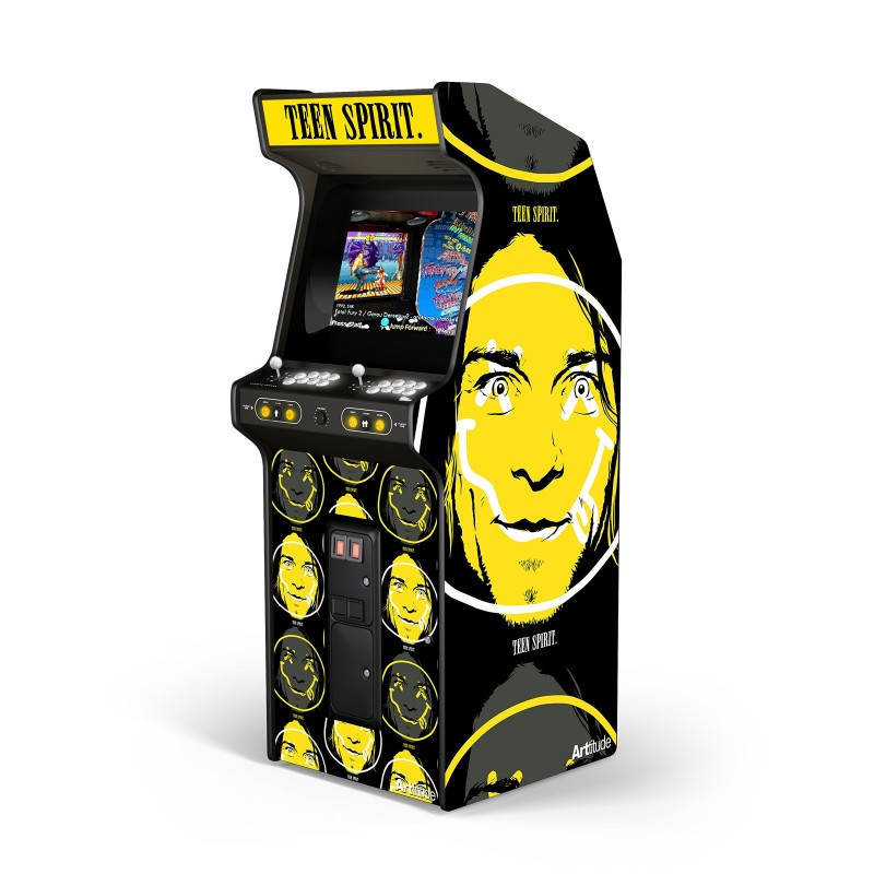 "TEEN SPIRIT ""ARCADE BOX"""