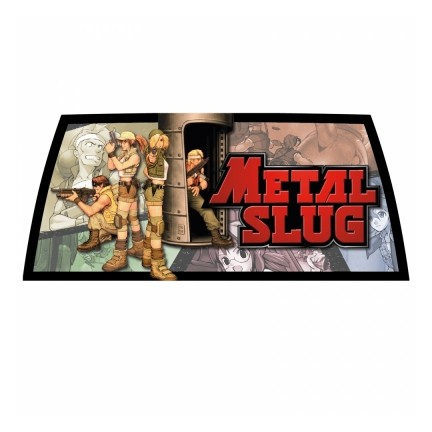 Marquee header Blast City - METAL SLUG