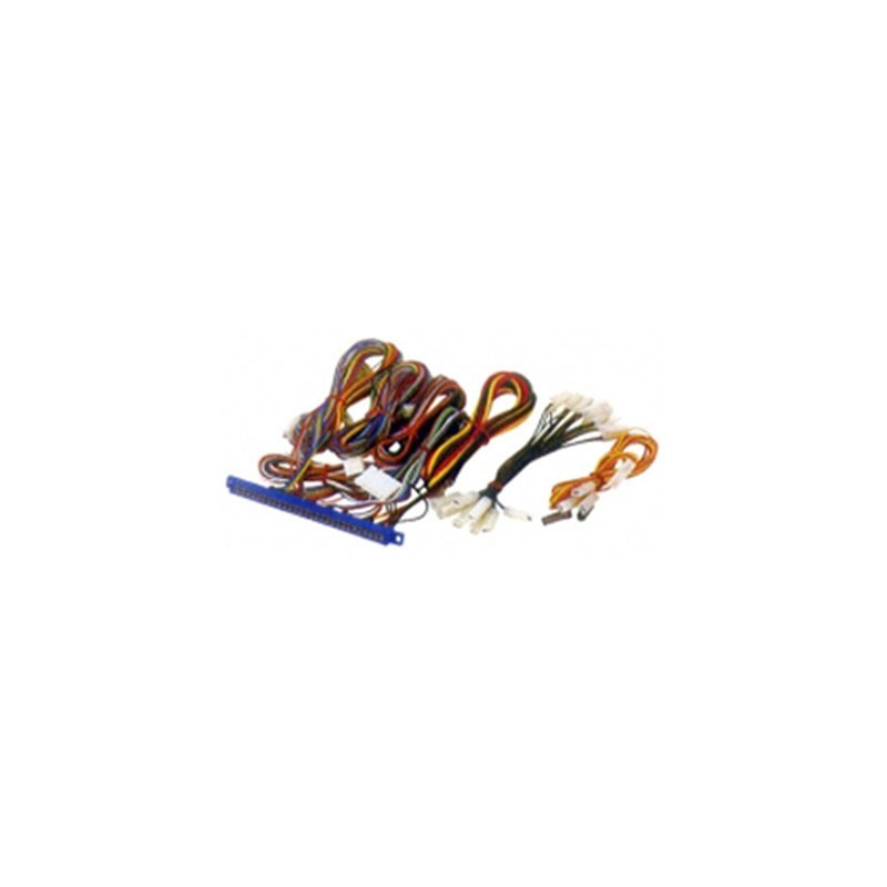 Cable JAMMA complet -5V , 5/6 boutons