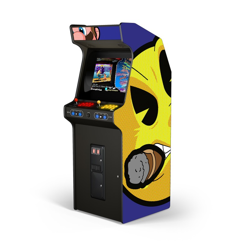 "PAC BOSS ""ARCADE BOX"""
