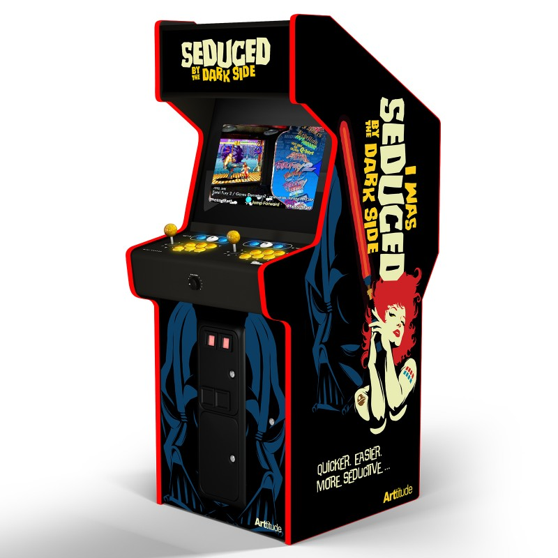 "DARK SIDE ""ARCADE BOX"""
