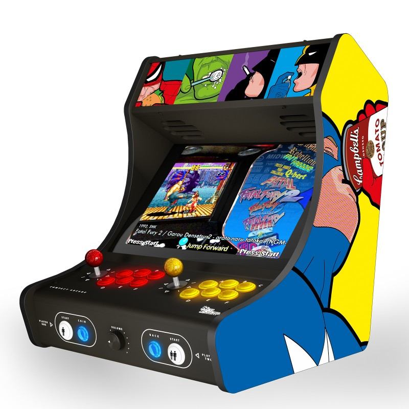 "CAPTAIN CAMPBELL ""Arcade Box"""
