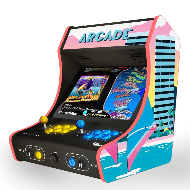 "Endless Summer ""Arcade Box"""