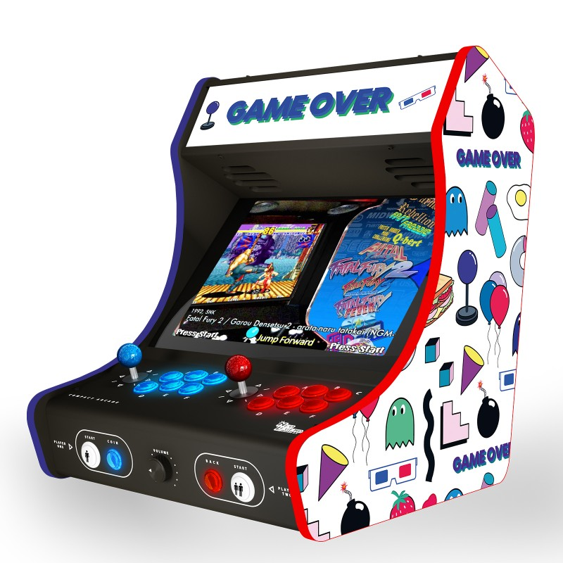 "GAME OVER ""Arcade Box"""