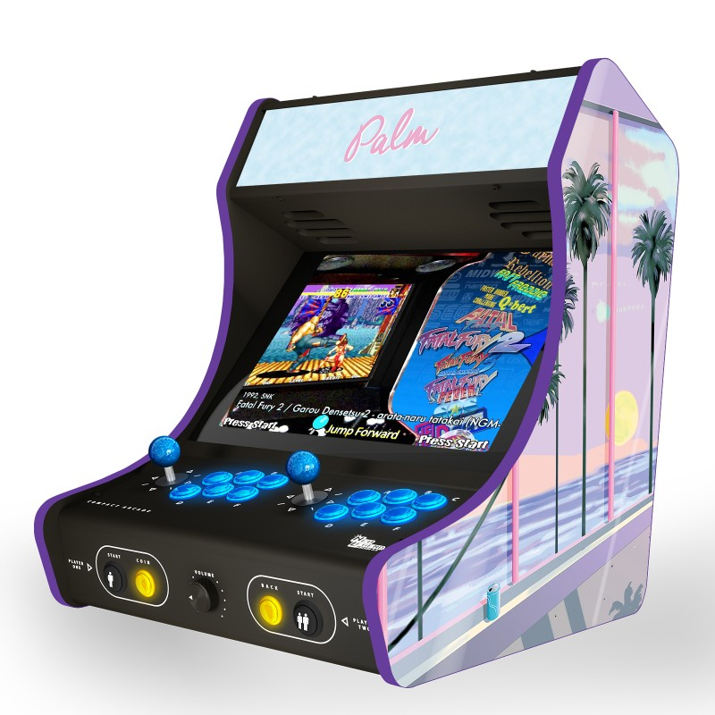 "MIAMI PALM ""Arcade Box"""
