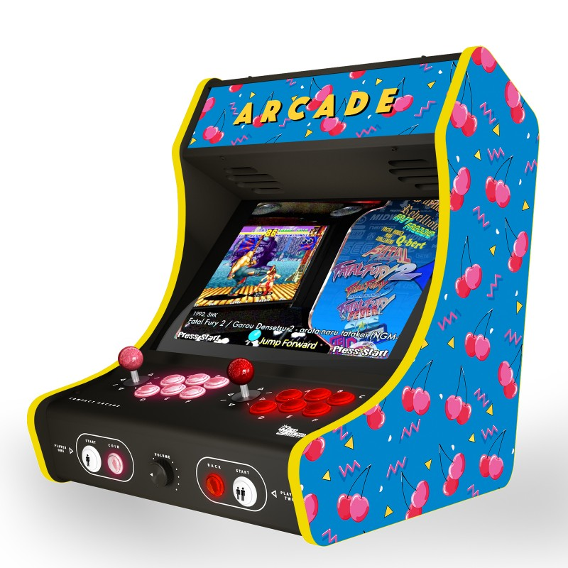 "CHERRIES BABY ""Arcade Box"""