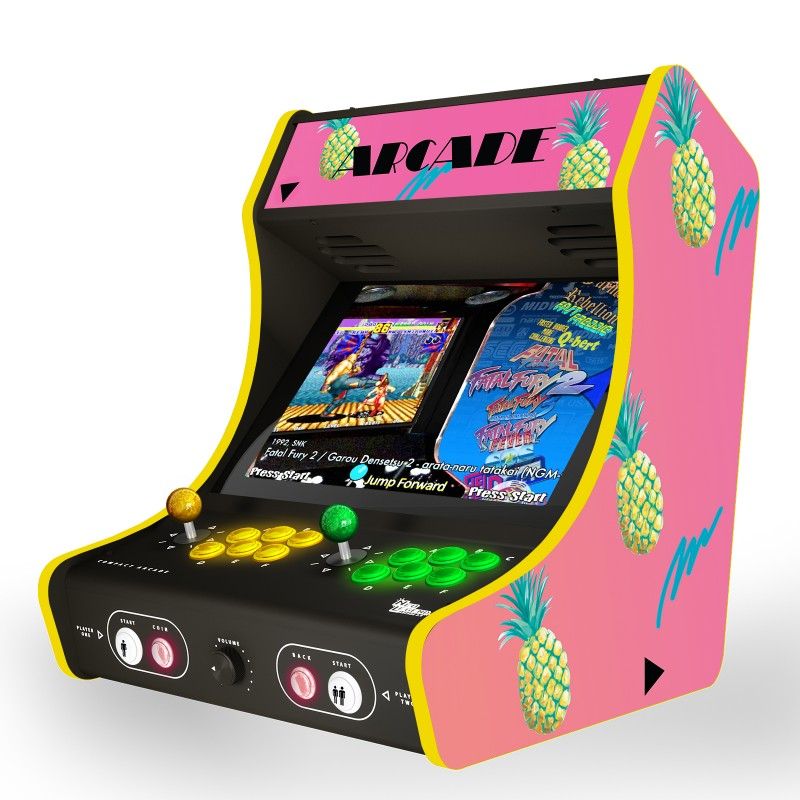 "PINEAPPLE DREAM ""ARCADE BOX"""