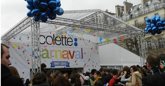 Neo Legend at Colette Carnaval