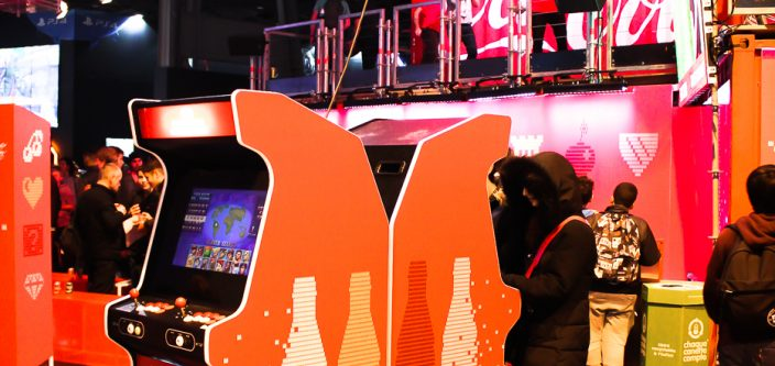 Neo Legend & Coca-Cola at the PGW