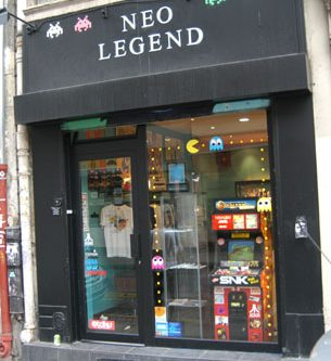 Le premier shop Neo Legend !