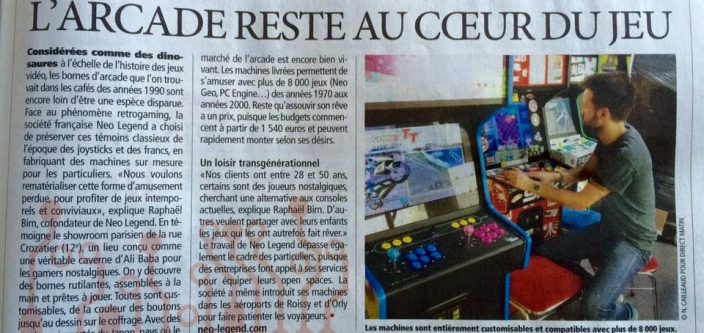 Neo Legend X Direct Matin