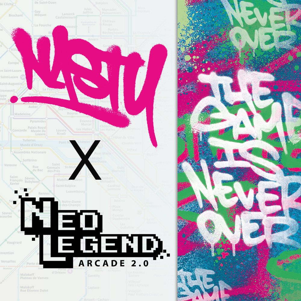 Nasty x Neo Legend